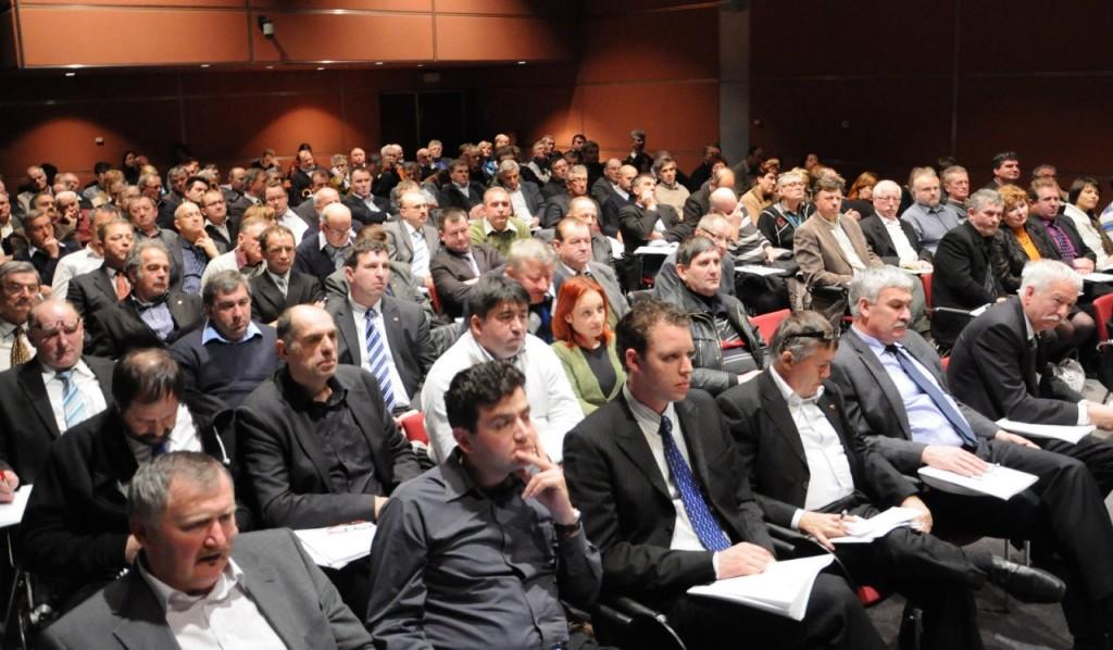 Glavni odbor 24. 1. 2012