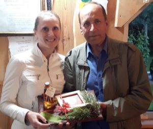 Maja Mateja Ažman in Jakob Presečnik_ RO SLS Savinjska in Šaleška_junij 2016_crop