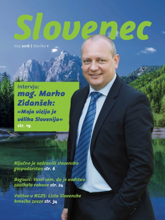 Slovenec_naslovnica_Zidanšek_št 1_25 05 2016