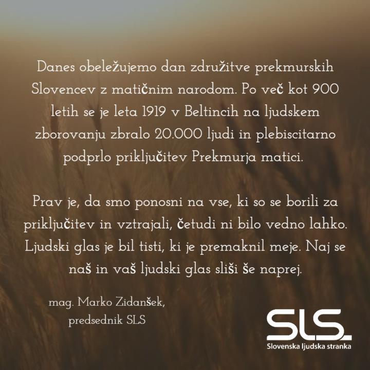 Voščilo_priključitev Prekmurja_17 08 2016