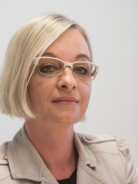 Suzana Lara Krause, podpredsednica stranke SLS.