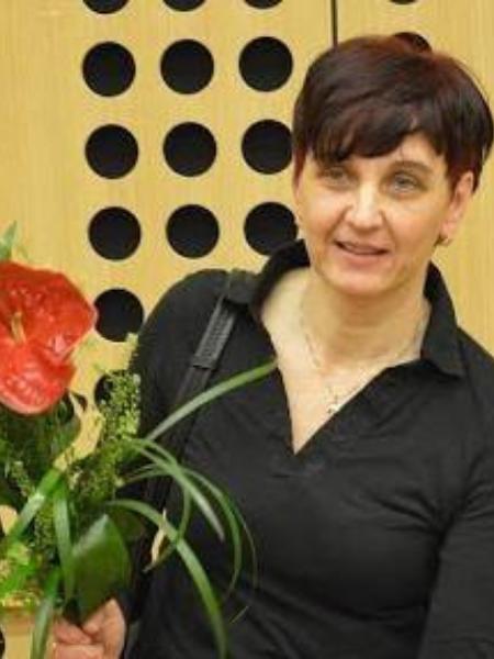 Darja Jamnik, mag., predsednica glavnega odbora SLS.